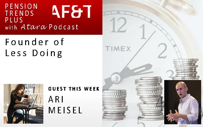 Ari Meisel productivity machine is all about doing less and being more